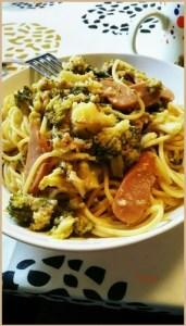 ttongu オリーブオイルのパスタ レシピ 茹でる時の裏技も紹介します
