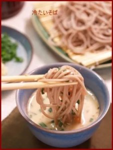 soba0417-1 そば レシピ 冷たい麵料理 食欲ない日でも乗り切ろう