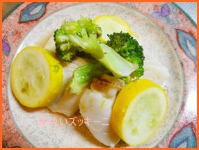 kiiro611-1-226x300 ズッキーニの黄色を使った簡単レシピ 緑との違いは?