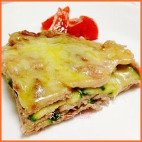 zukkini617-1 ズッキーニと豚肉を使った人気のレシピ