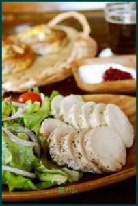hamu808-1-202x300 鶏ハムのレシピが大人気!炊飯器で簡単に作れます。
