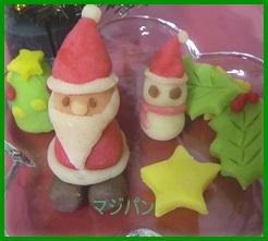 ro1-256x300 マジパンで簡単アートの作り方 サンタの人形でも作ってみる?
