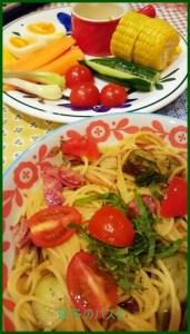 nasu1 なすメインパスタレシピ 和風味が人気で簡単