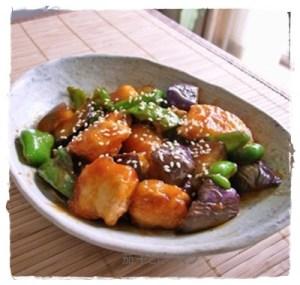 nasu1-2-300x285 茄子とピーマンの殿堂入り・話題のレシピ