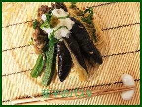 nasu1 なすレシピ 人気のパスタ(和風)