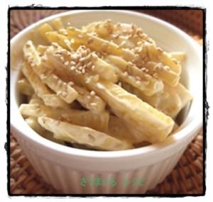 sara1-300x285 サツマイモのサラダレシピ クックパッドで人気1位はつくれぽ3000人以上