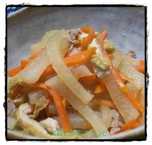 dai6-300x285 大根と油揚げ・厚揚げ 人気の煮物レシピ