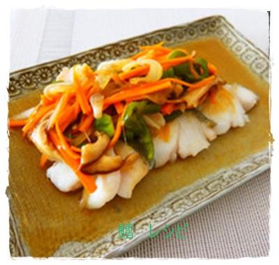 tara1,300x285 鱈のあんかけ人気のレシピ 中華・白だし・醤油・
