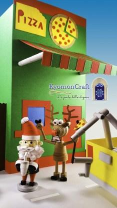 AAAAAAAHHH !!! Babbo Natale !!! la nostra slitta!!! aiuto ! il carro attrezzi la sta prendendo!!!