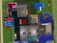 Full house atas lantai 2