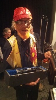 Great Marshall Allen & his EVI