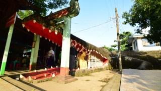 ヤンゴン穴場モヤモヤスポット通称「ワニ寺」