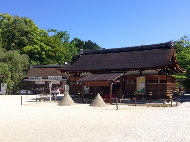 上賀茂神社-アクセス