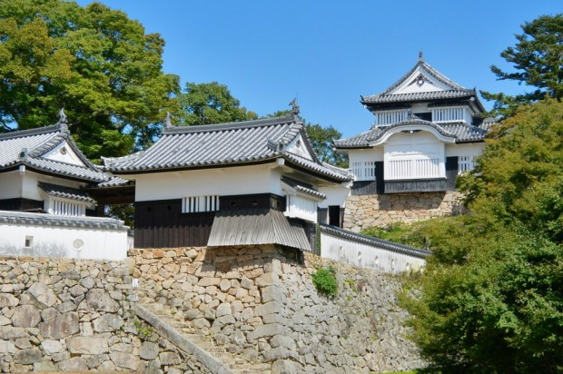 備中松山城 Bitchu matsuyama castle