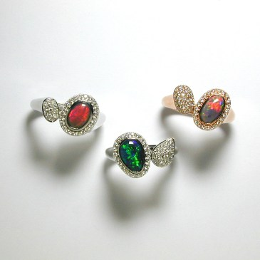 Lovers Opal Ring