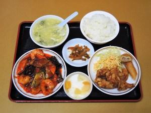 中華料理・龍門