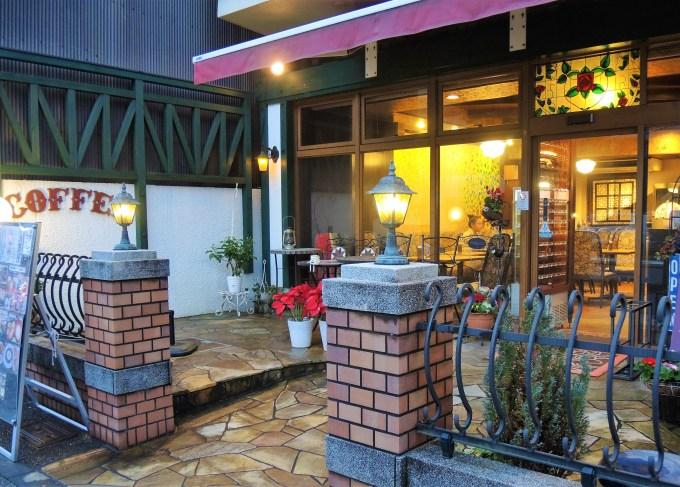 京都カフェ あるペンローズ