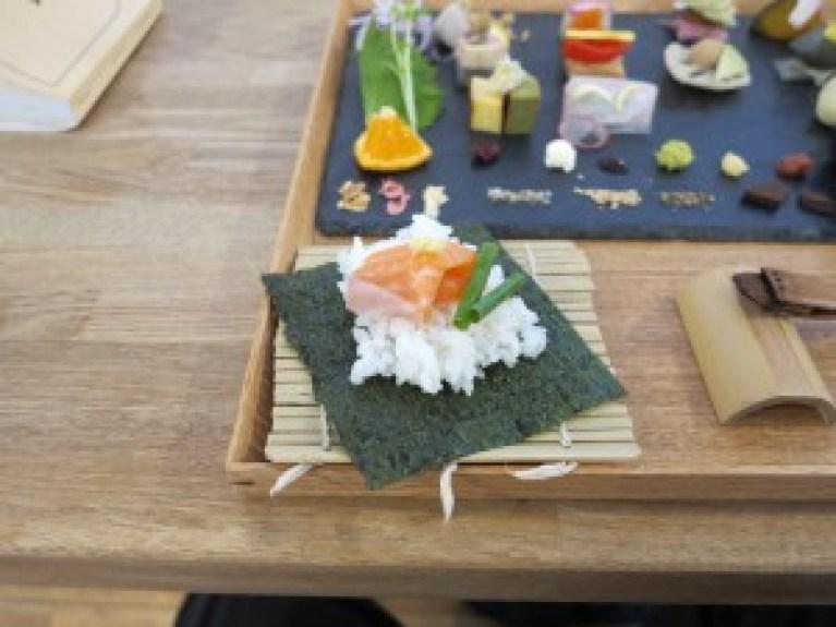 awomb手織り寿司寿司