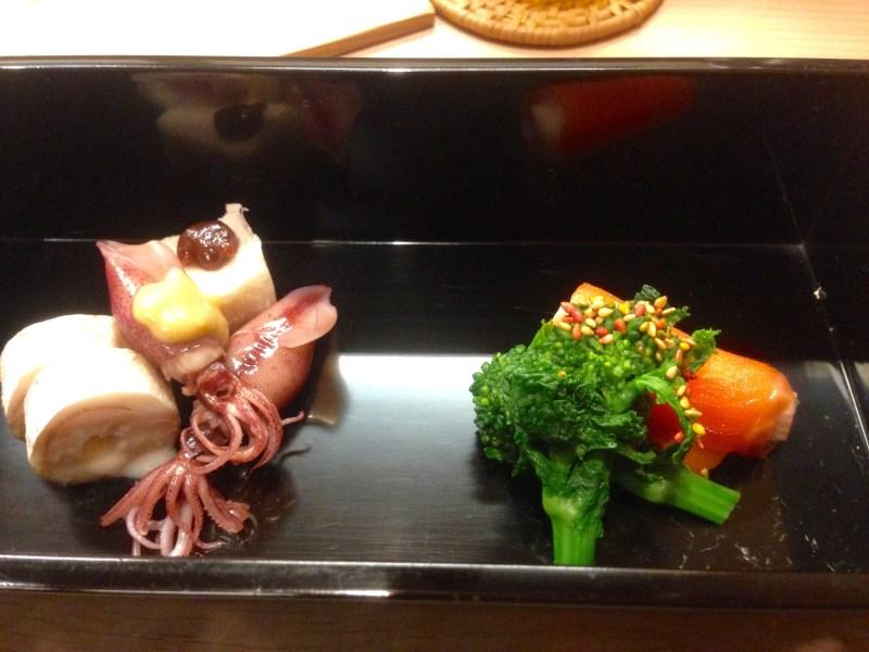 京都祇園さか本前菜
