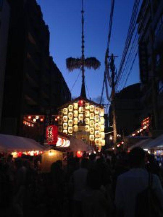 祇園祭前祭菊水鉾