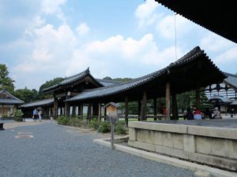 東福寺廊下