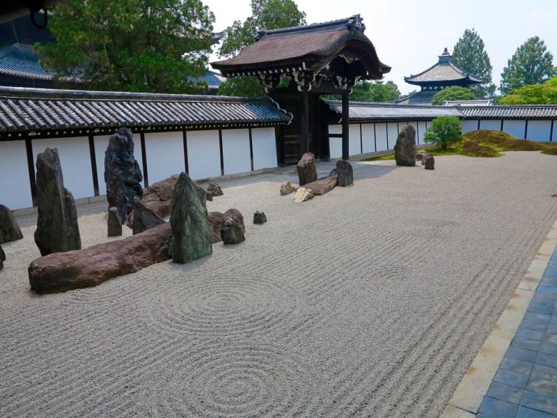 東福寺本坊庭園南庭2