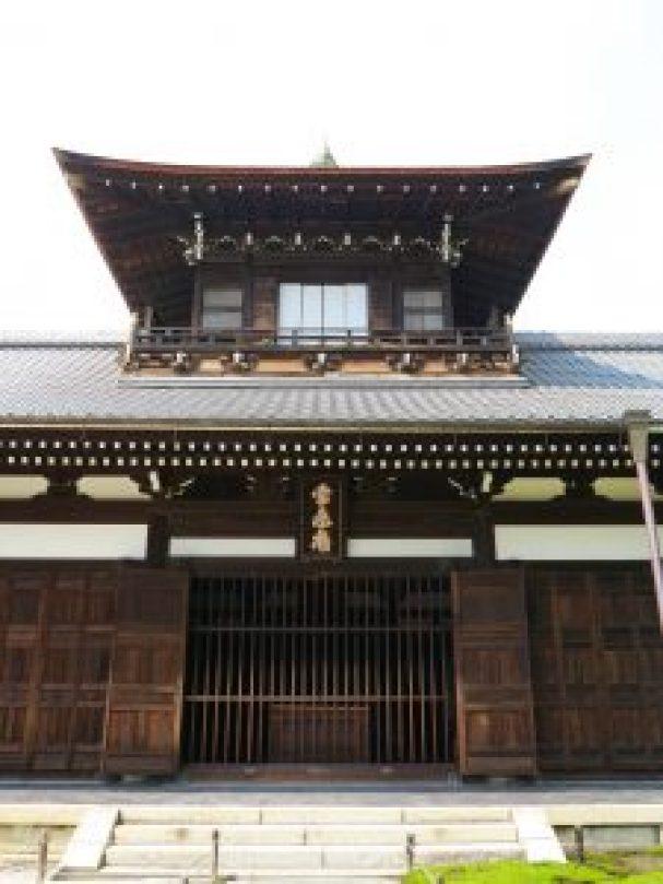東福寺開山堂楼閣