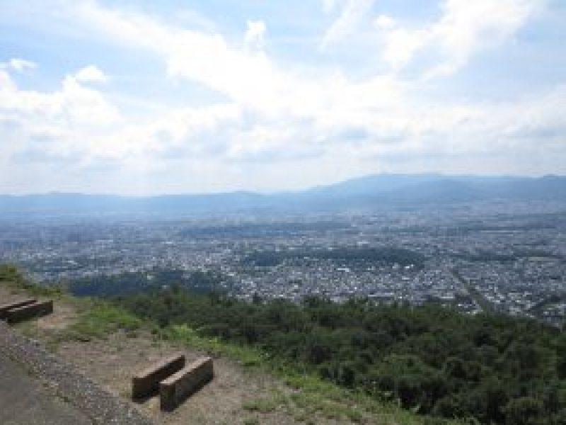 大文字山京都トレイル4