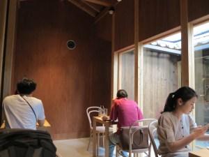 ブルーボトルコーヒー京都カフェ13