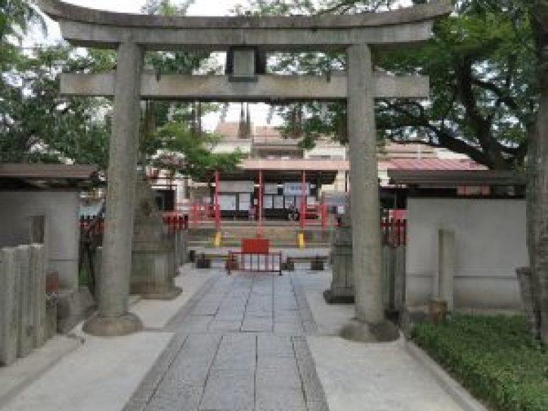 車折神社4