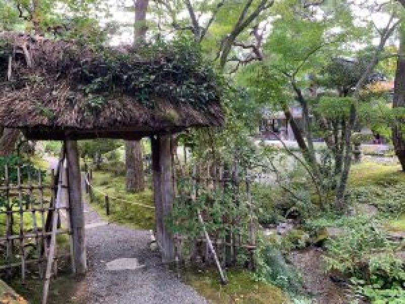 白沙村荘・橋本関雪記念館39