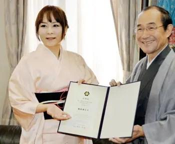 【京都】台湾出身のライター・抹茶団子さんが京都国際観光大使に任命されました!