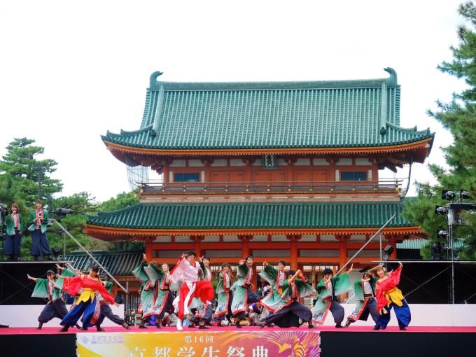 京都学生祭典・よさこい