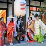 京都・時代祭館・おもてなし隊