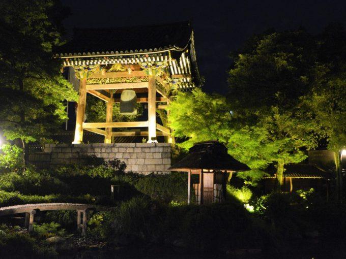 世界遺産・西本願寺・鐘楼