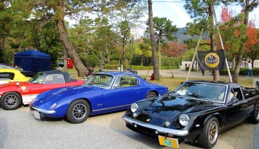 🚗「京都ヴィンテージカーフェスティバル IN 平安神宮」イギリス車 Vintage Car Festival