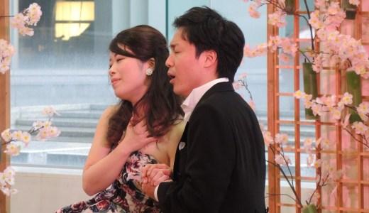 ♬ みやこめっせ・桜まつり「さくらコンサート」と「さくらカフェ」で《椿姫》を鑑賞