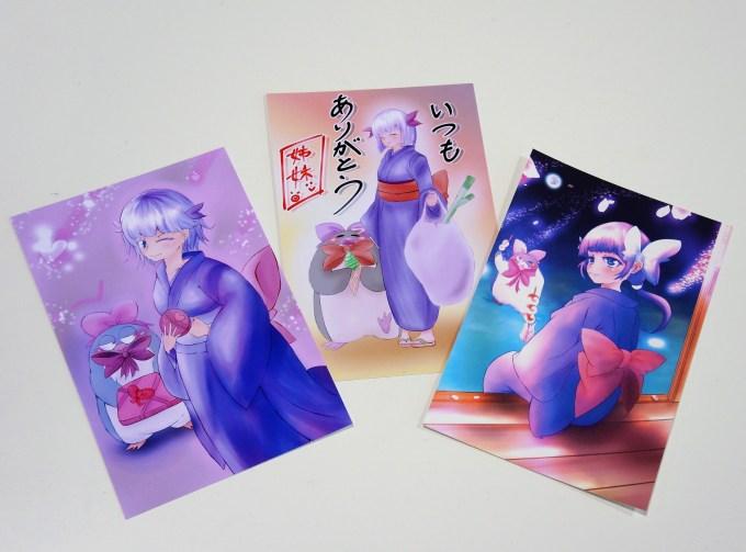 京都アートフェスタ・ペンギンとお姉さん・狭間ある子・みやこめっせ