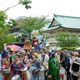 京都・キロンボ・操り人形・岡崎公園