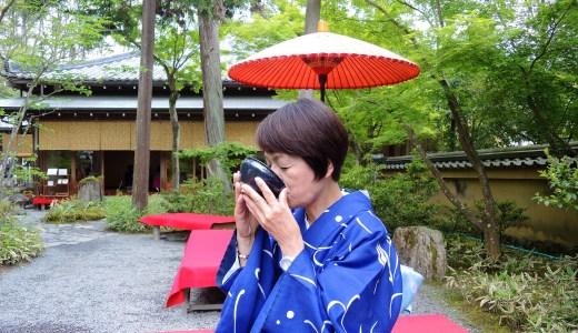 👘 レンタル着物で京都観光・世界遺産「金閣寺」