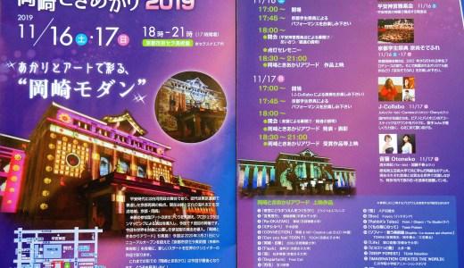 2019 京都「岡崎ときあかり・プロジェクションマッピング」「京都の肉deフェスティバル」