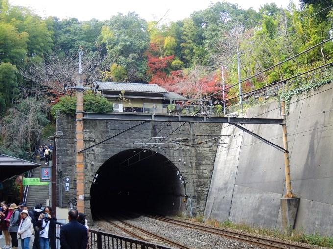 京都・トロッコ嵐山駅