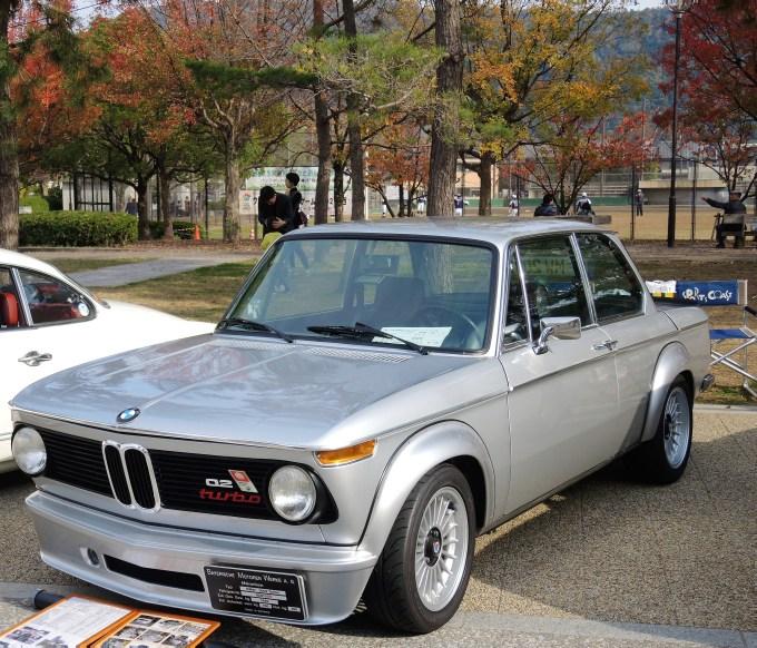 京都ヴィンテージカーフェスティバル・BMW