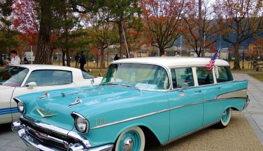 🚗京都ヴィンテージカーフェスティバル IN 平安神宮・アメリカ車 Vintage Car Festival