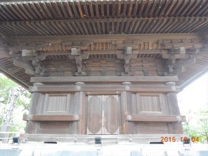 14五重塔の扉