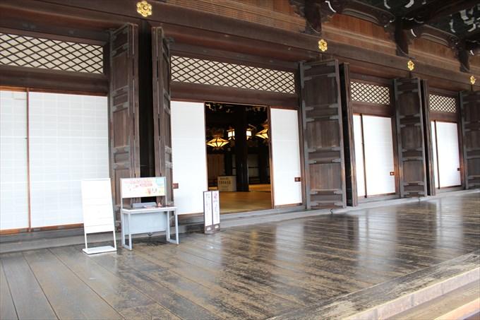 28阿弥陀堂の廊下