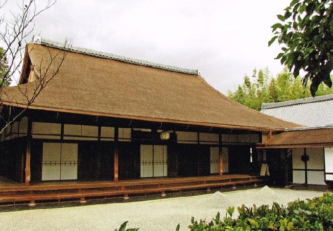 5国宝の本堂