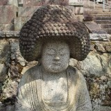 アフロ仏像(お顔アップ)