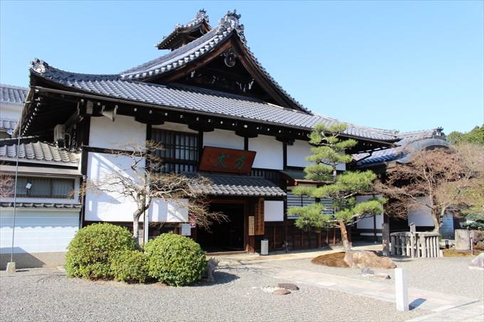 10妙満寺の方丈(寺務所)