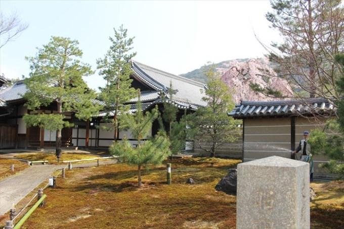 1高台寺の唐門